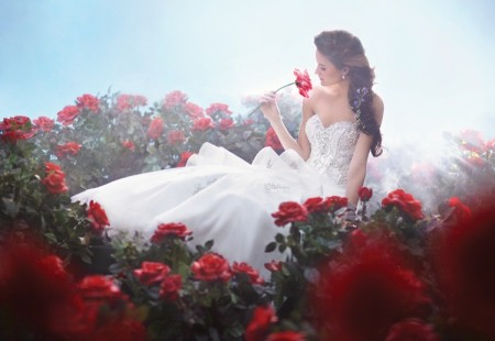 princess-belle-wedding-dress-ideas-and-design